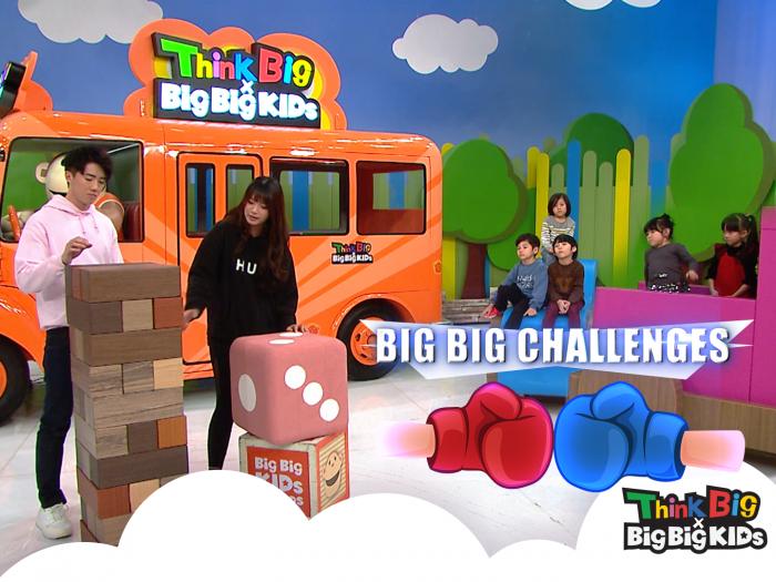 Big Big Challenges #08