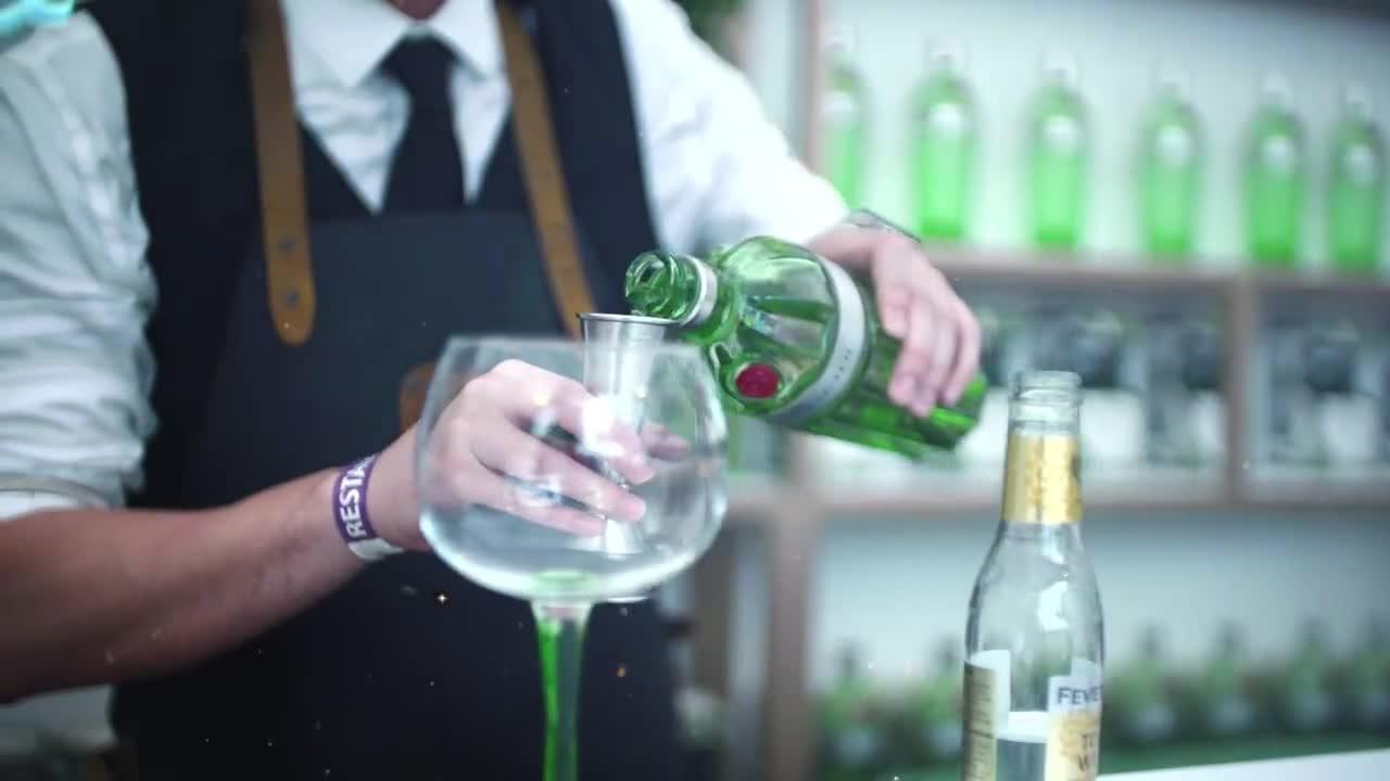 《今期流行》美食節尋香水cocktails