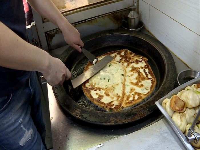 上海粢飯鹹豆漿蔥油餅秘製大公開