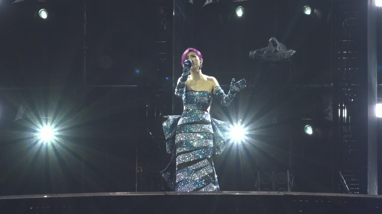 世界巡迴演唱會廣州開鑼 楊千嬅以經典歌揭開序幕
