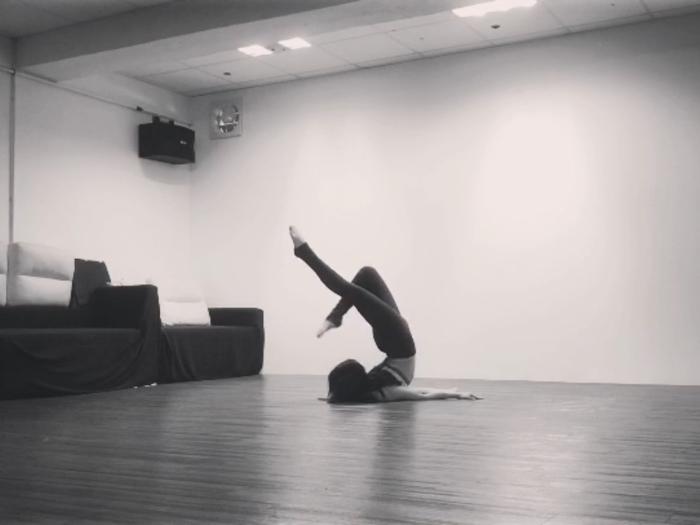 Yoga Dance #OnMyWay
