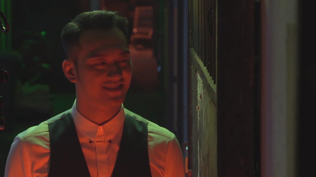 吳浩康為新歌拍MV 歌曲反映自己人生經歷