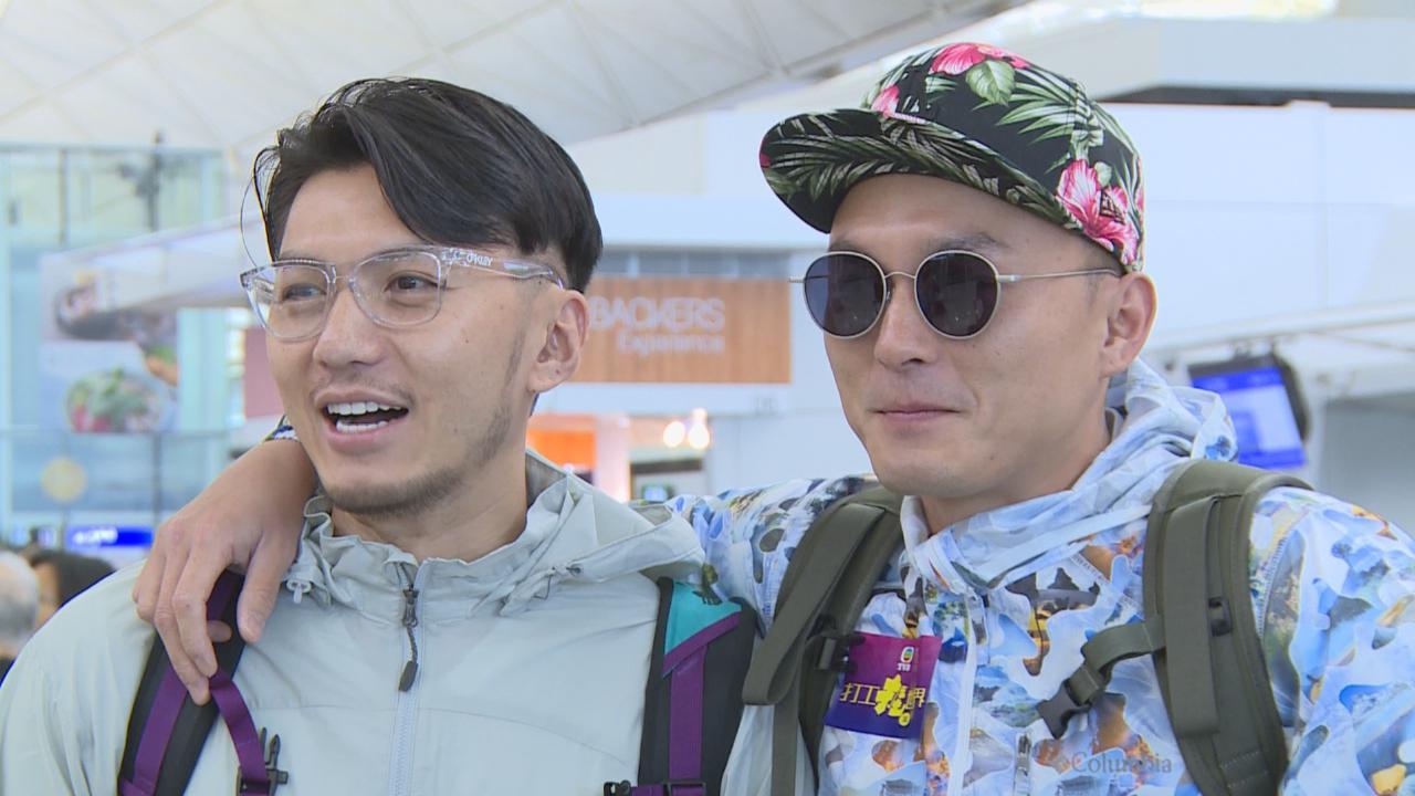 與楊明赴哥倫比亞拍打工捱世界III 袁偉豪望出席鐵探宣傳活動