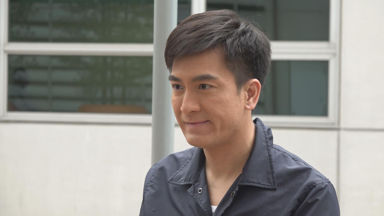 (國語)黃心穎車廂內被偷拍事件 馬國明回電視城開腔回應
