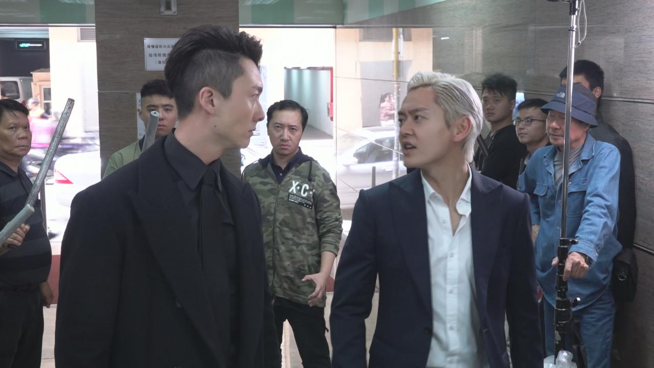 (國語)合作拍攝極道怪咖 王浩信張振朗默契十足