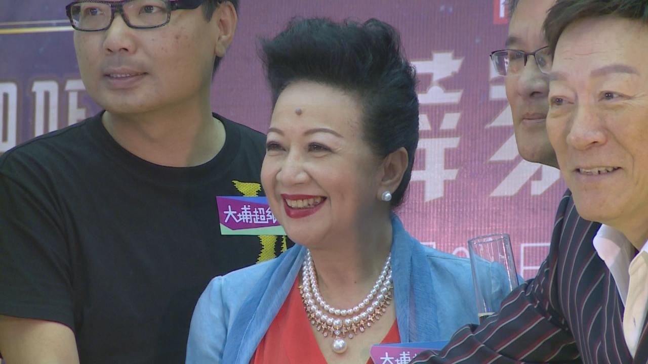 薛家燕舉行澳門演唱會記招 偕80名粉絲跳十字步