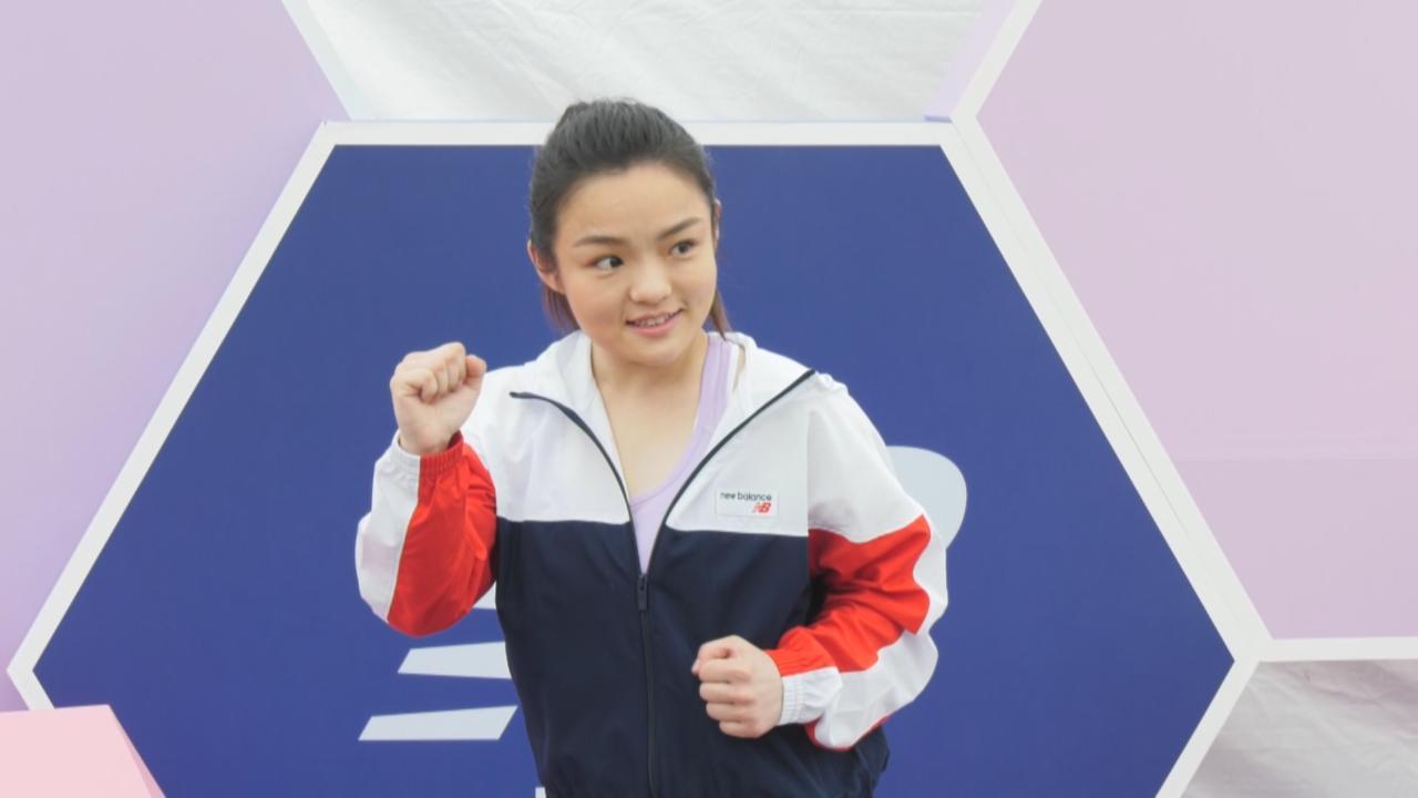 首次挑戰十公里賽事 徐佳瑩過程中不斷自我鼓勵