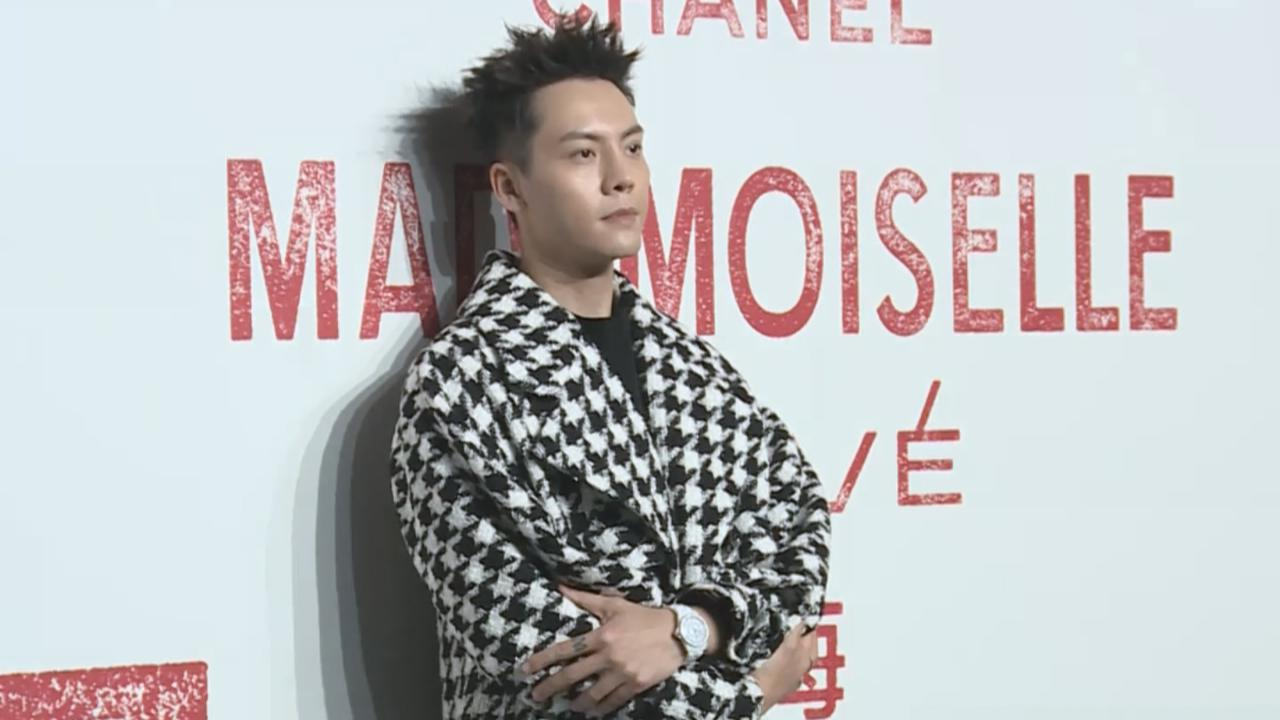 (國語)眾星現身高級品牌活動 陳偉霆分享穿搭心得