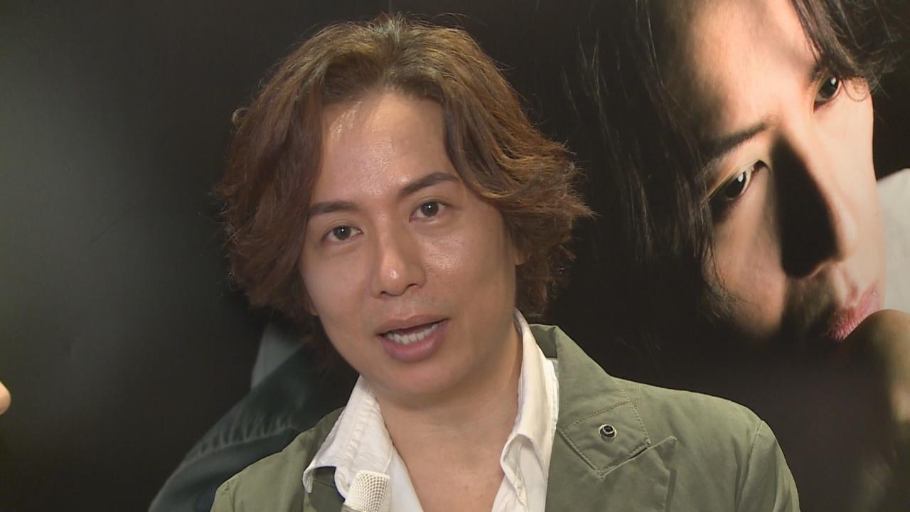 蔡興麟重回香港演藝圈 不忘昔日伯樂幫助