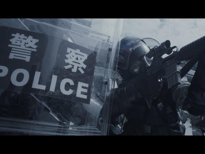 實感呈現 警察故事