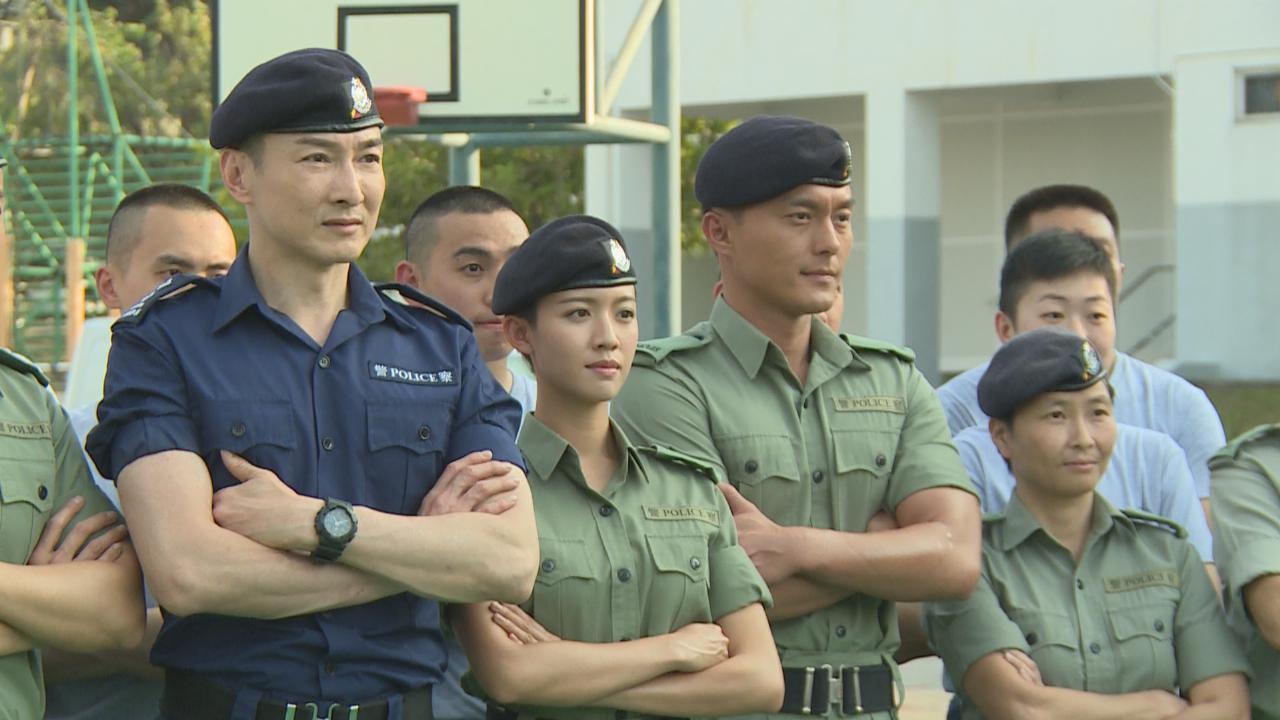 網劇機動部隊2019呈現警隊實況 楊明蔡思貝再次合演警察