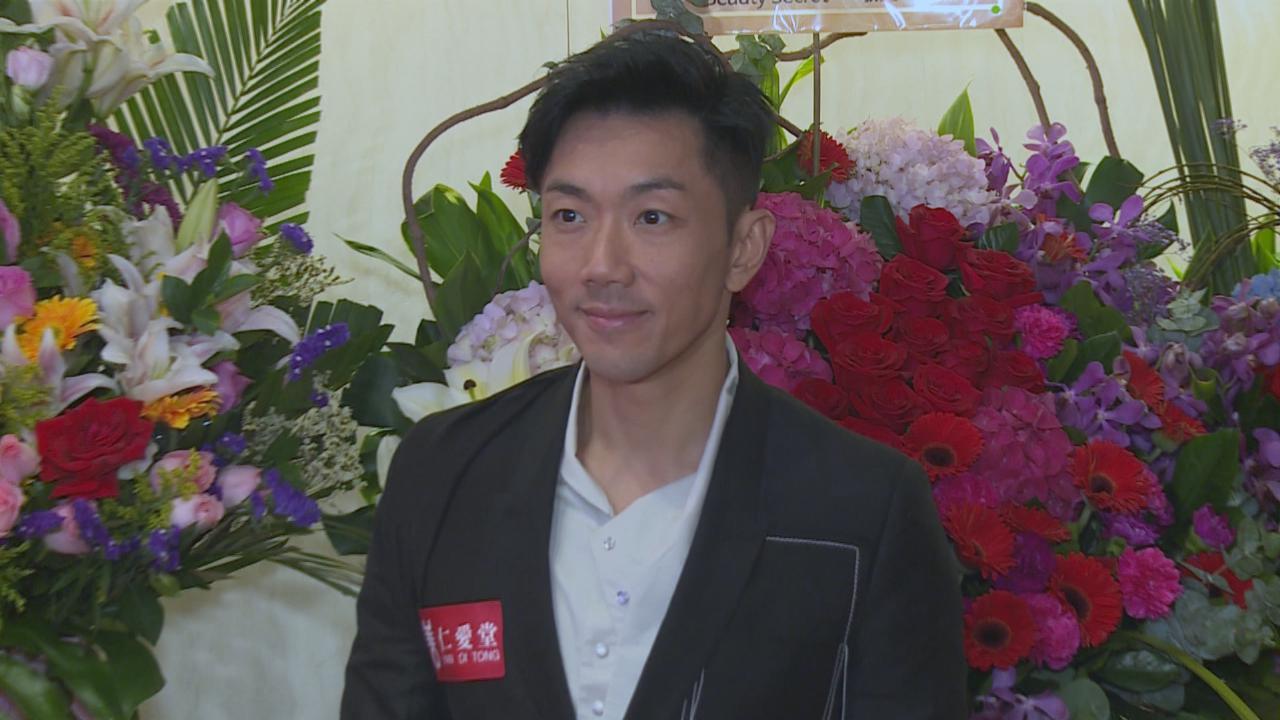 五月廣州演唱會已準備就緒 劉浩龍自爆肌肉更勝去年