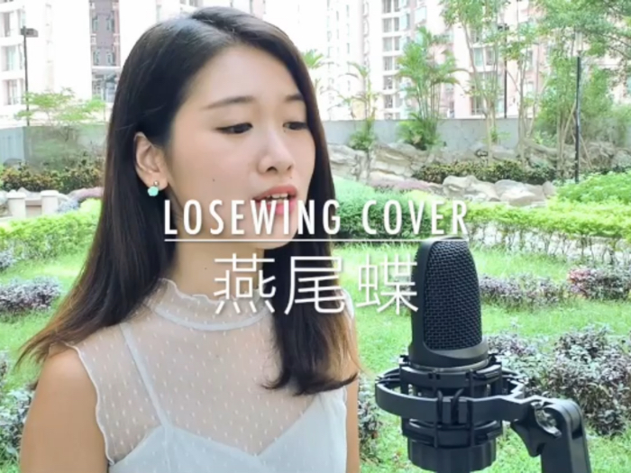 Lose Wing Cover - 燕尾蝶