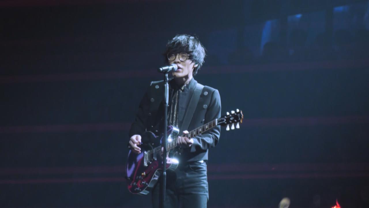 盧廣仲小巨蛋舉行演唱會 演繹多首電音版金曲