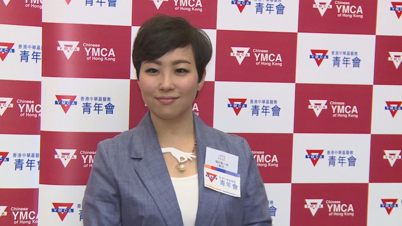 楊詩敏出席微電影活動 直言支持新晉導演
