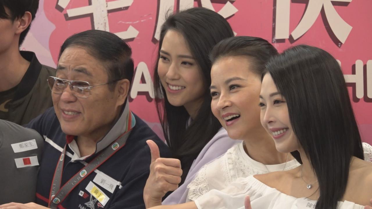 劉穎鏇即將踏入22歲 獲母親驚喜來港慶祝