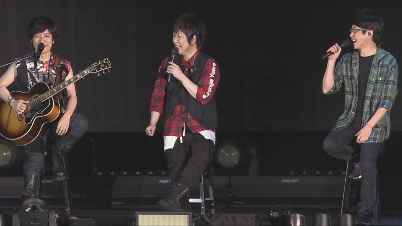 (國語)五月天香港演唱會正式開鑼 粉絲首次參加戶外演出心情興奮