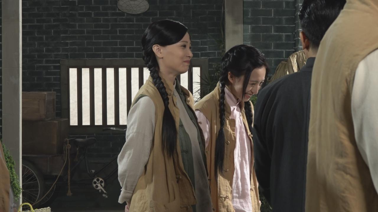 (國語)朱晨麗龔嘉欣拍攝大醬園 兩人與韋家雄對戲難忍笑