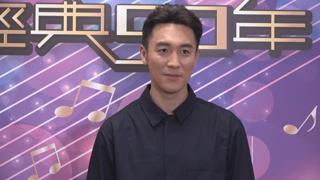 (國語)譚俊彥將重拍法證先鋒IV 與劇組共同進退解決問題