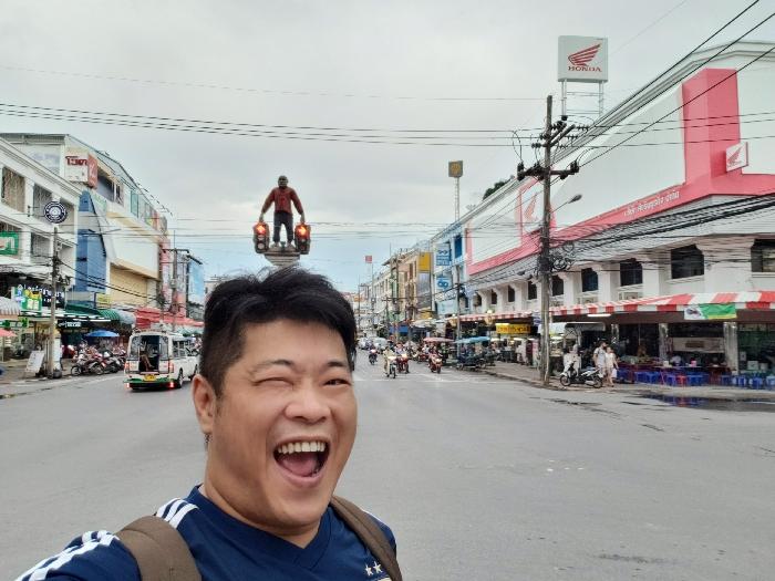 泰國行街街