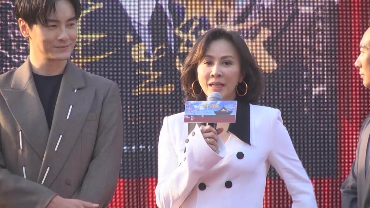 相隔14年再主演電視劇 劉嘉玲分享接拍原因