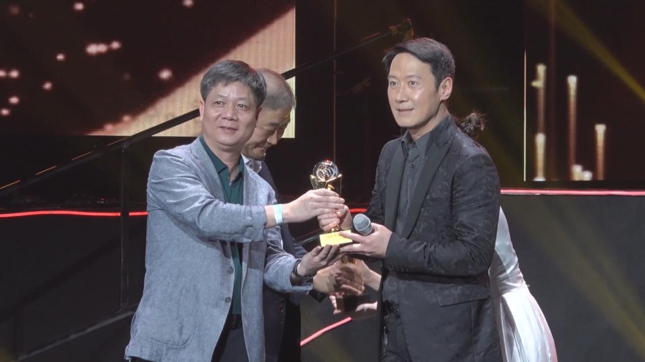 廣州舉行盛大頒獎禮 黎明風騷得兩獎即場清唱