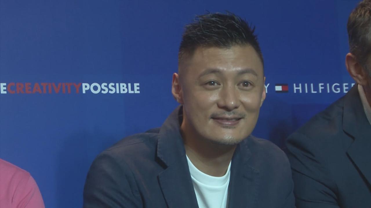 北京出席時尚活動 余文樂將投入新戲拍攝