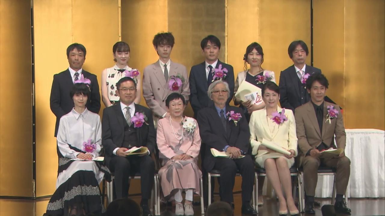 第27屆橋田賞頒獎禮舉行 大泉洋回想與宮崎葵拍攝難忘事