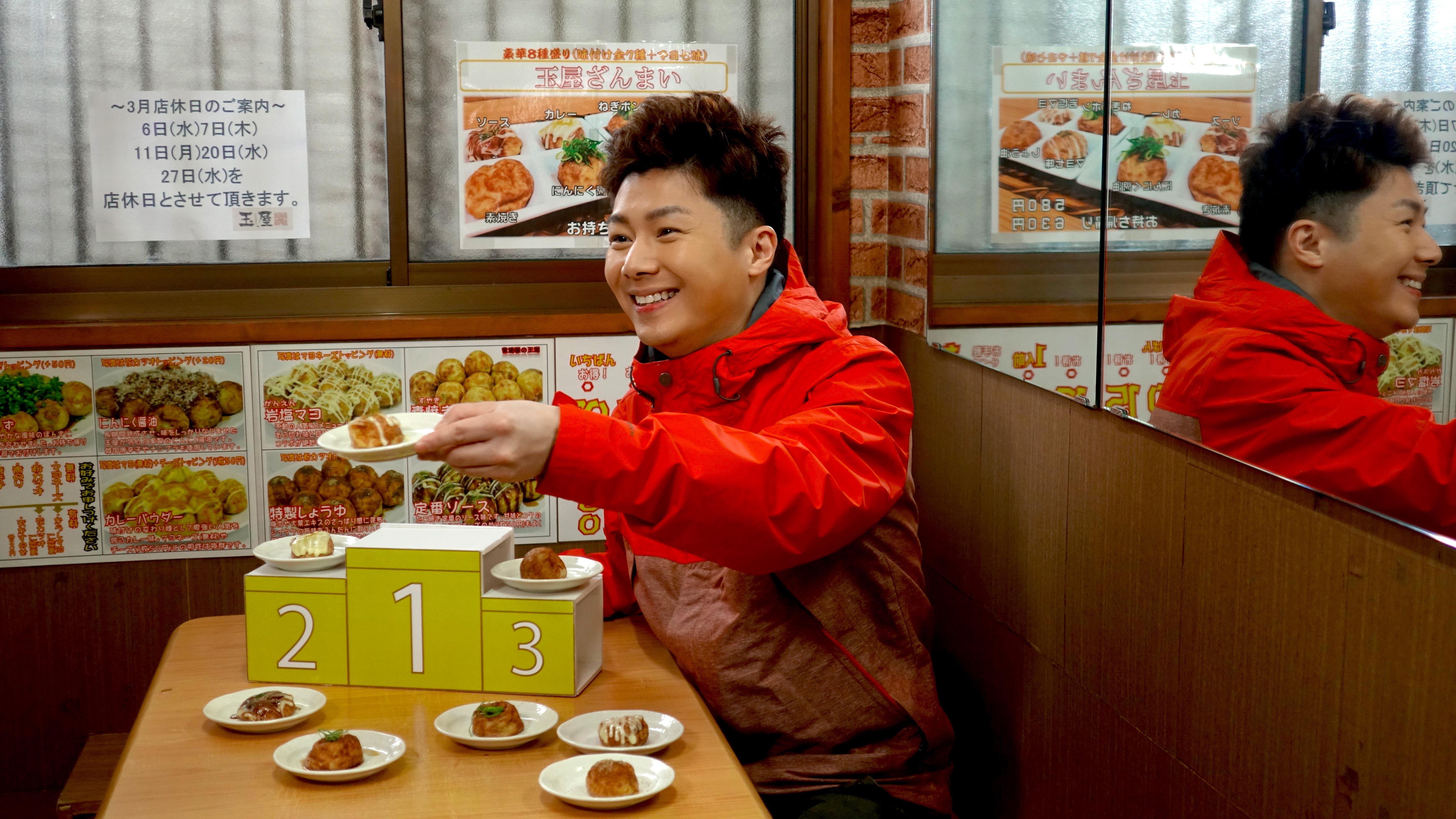 米芝蓮龍蝦湯汁章魚燒8款口味梗有一款你鍾意