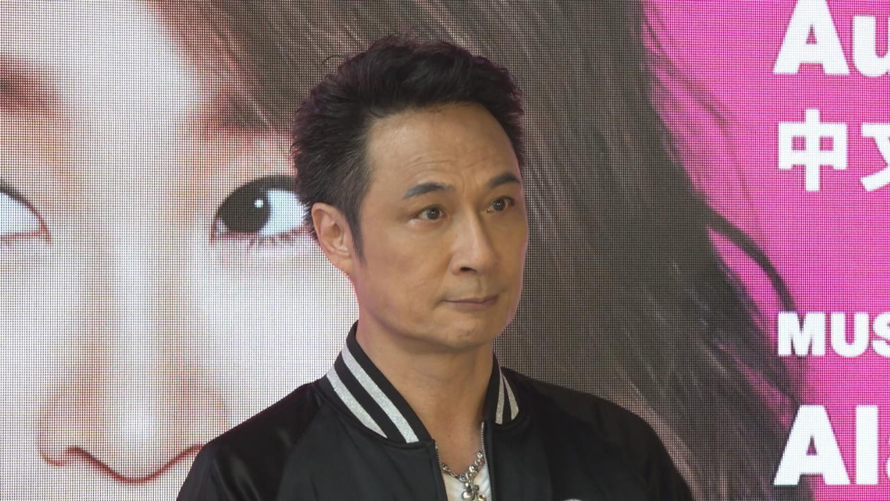 吳鎮宇首次挑戰音樂劇 自言最難掌握表演節奏