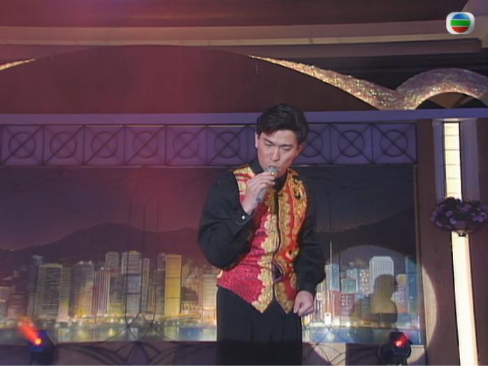 大慈善家 劉德華1993年為公益金獻唱