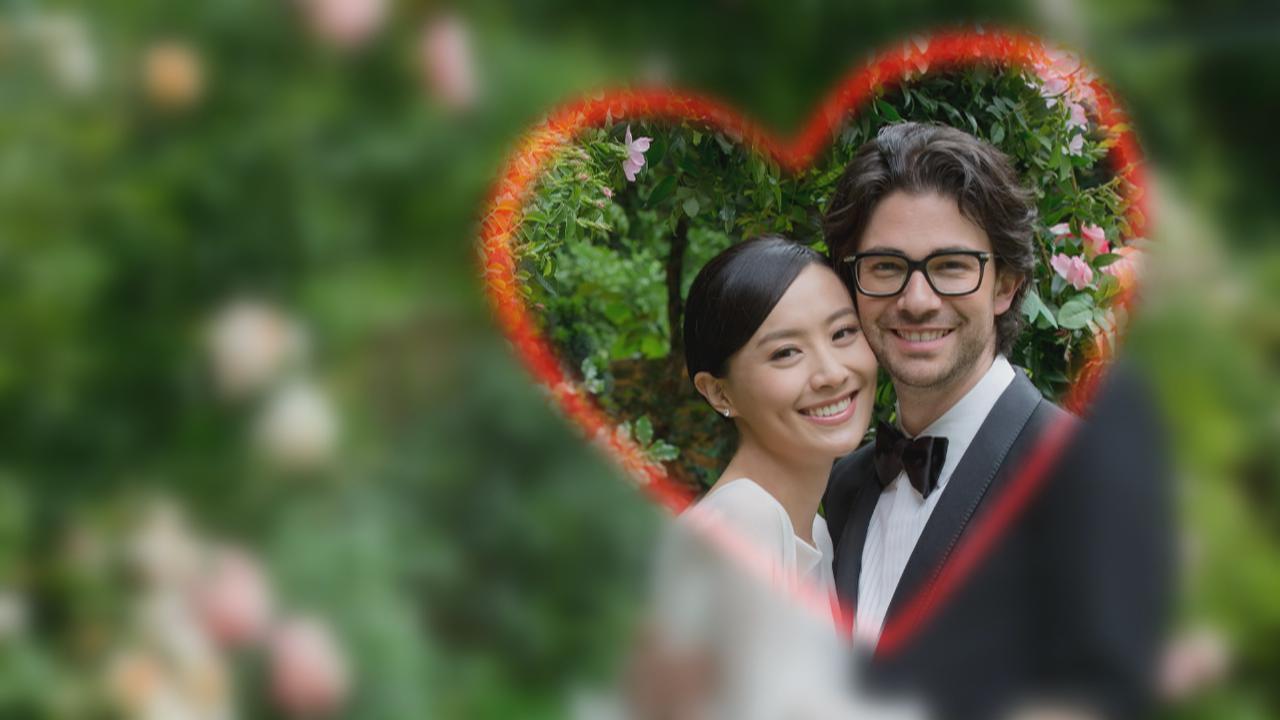 (國語)證實與法籍男友EmmanuelStraschnov結婚 陳法拉網上放閃分享喜悅
