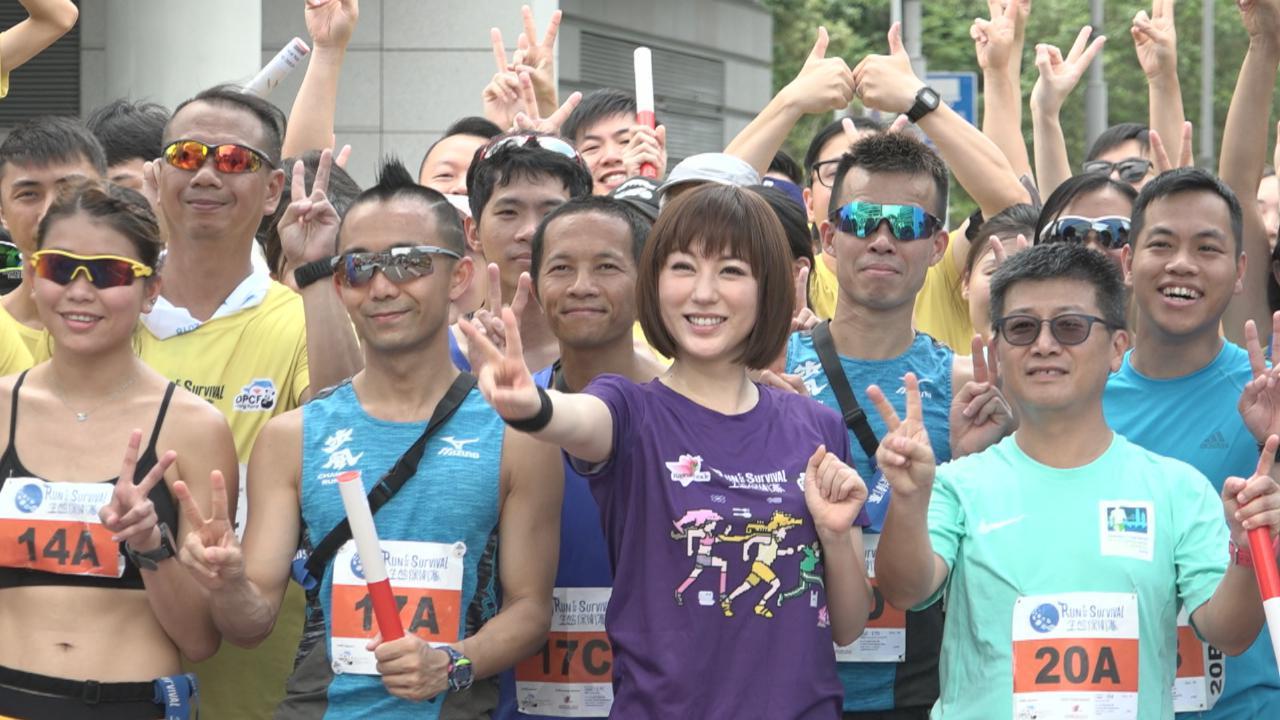 (國語)分享北極跑馬拉松感受 劉心悠笑言有助克服一切困難