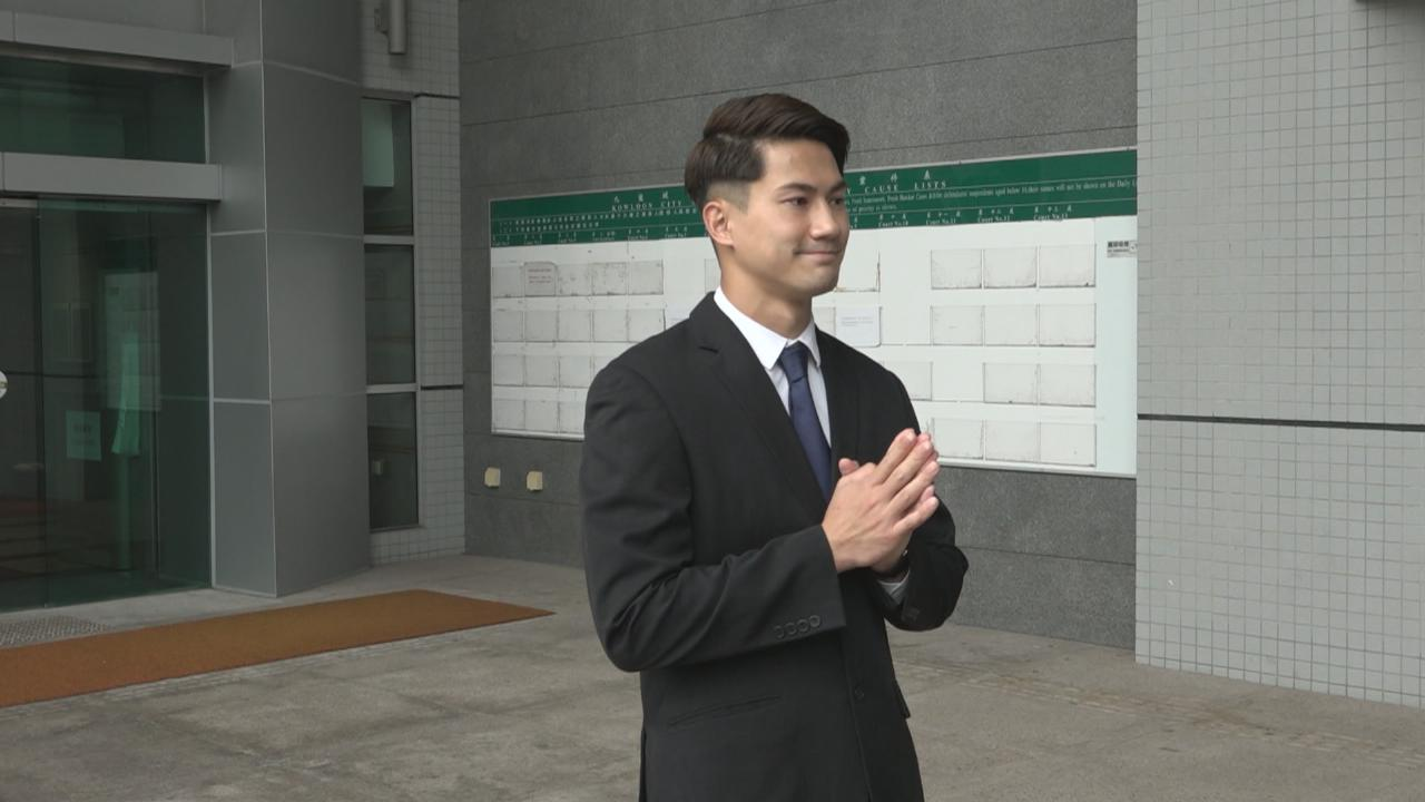 郭子豪承認醉駕 法官三星期後宣判