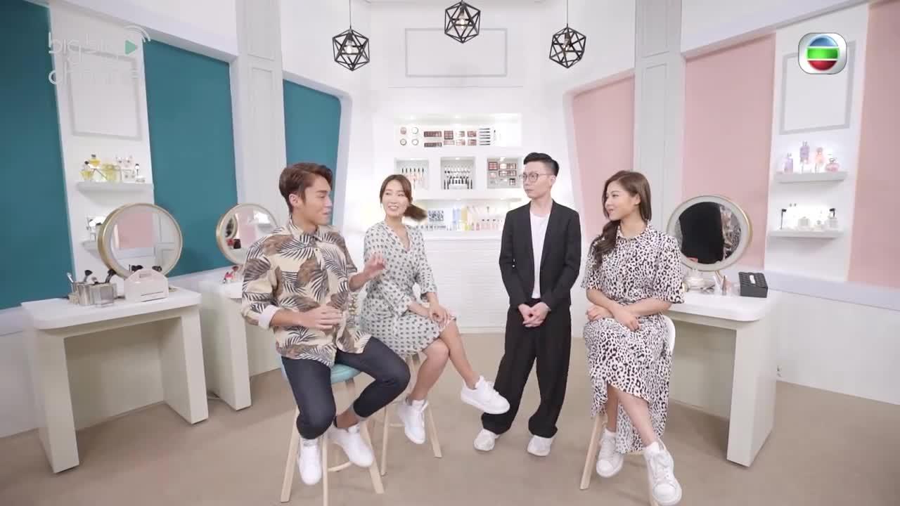 學吓點化韓國女團BB Cushion妝