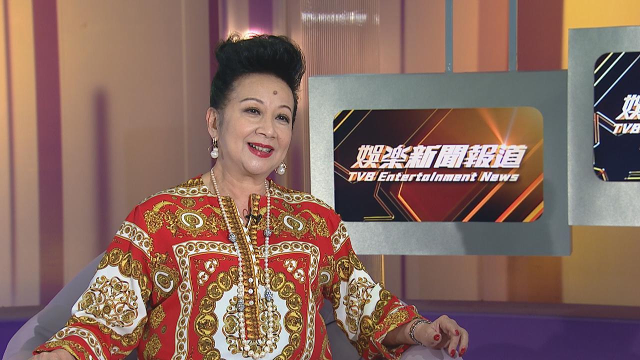 薛家燕去年首踏紅館舉行個唱 感激好友鼎力支持