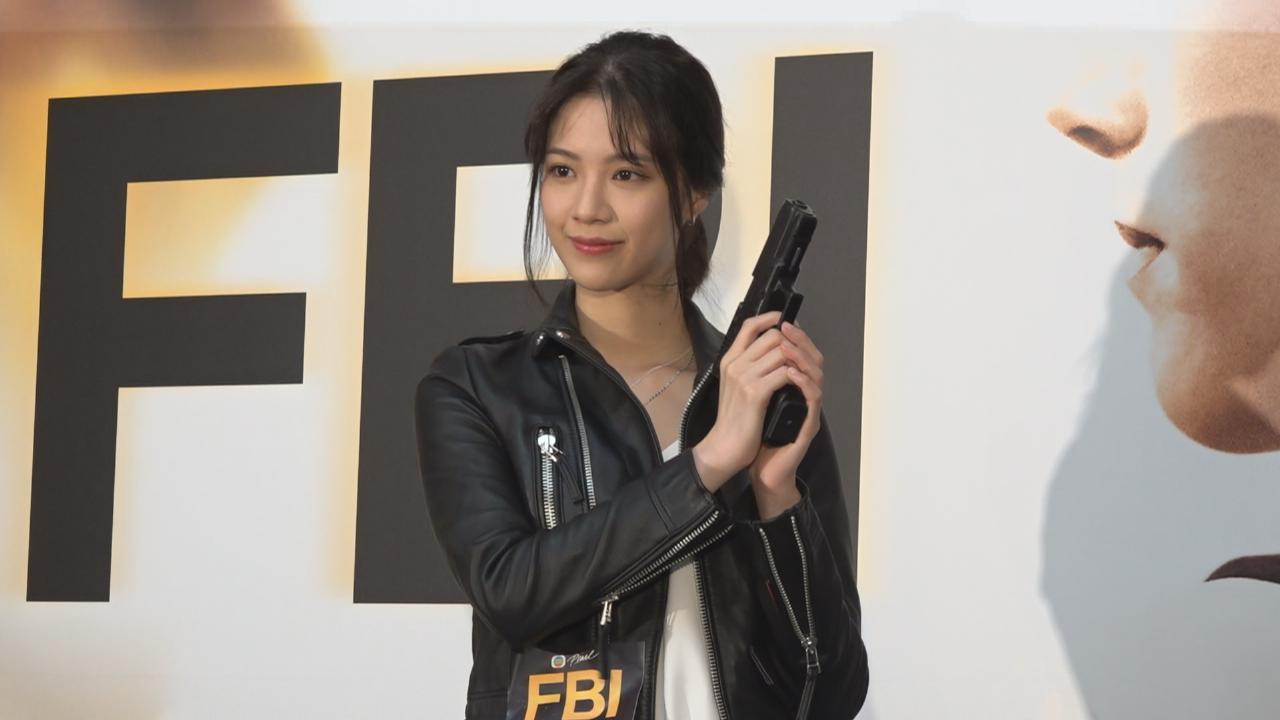 陳曉華首次拍劇演警察 日日練跑操體能備戰
