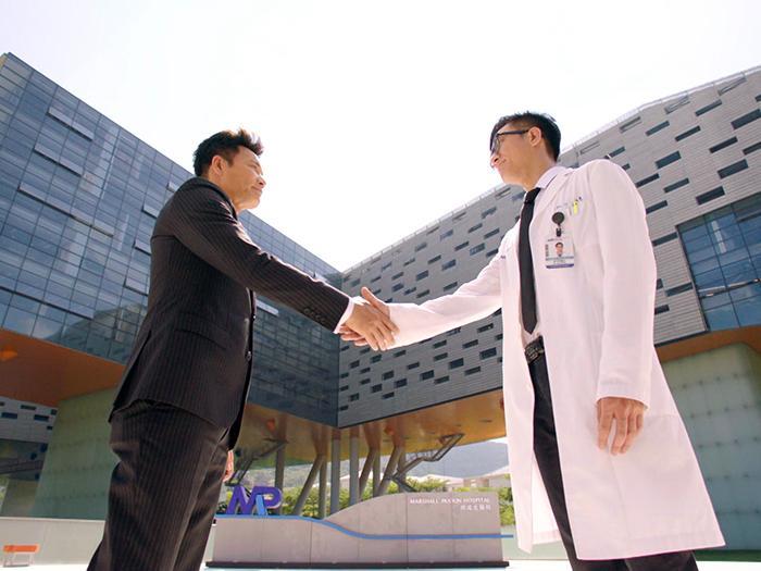 宣傳片:手術室內,合作無間!