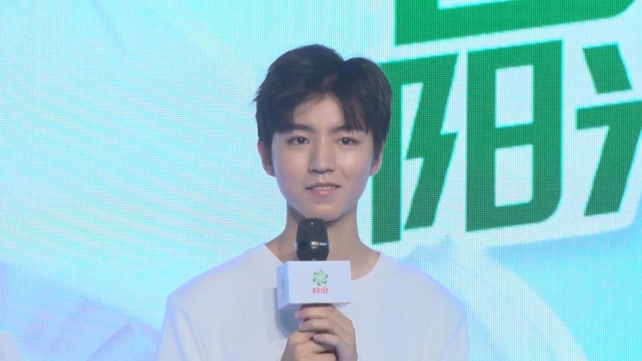 (國語)王俊凱出席活動大展親民一面 分享20歲期待與展望