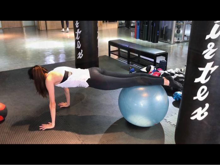 Workout~