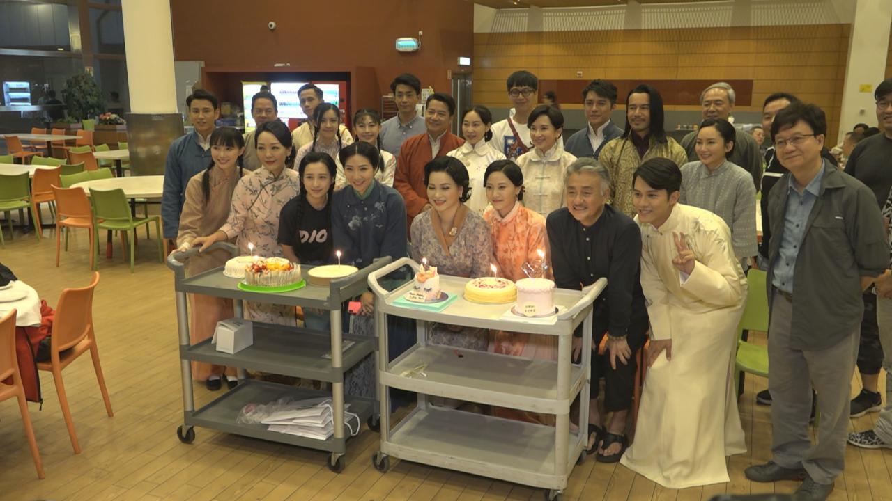 (國語)樊亦敏生日大手筆劇組吃飯 感謝眾拍檔送上生日驚喜