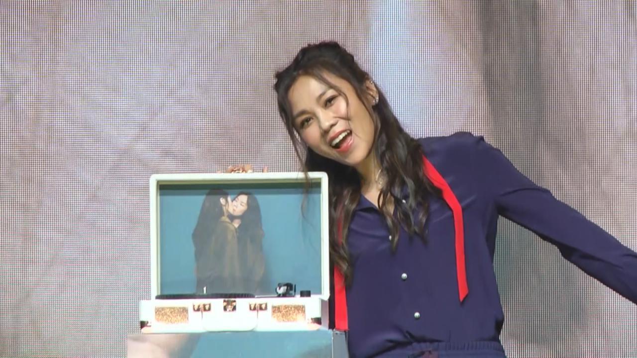 蔡健雅睽違六年舉行簽唱會 新作從生活中尋找靈感