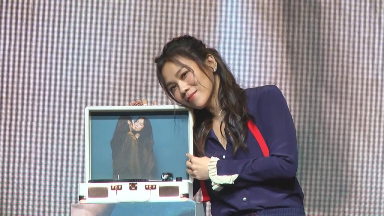 (國語)蔡健雅睽違六年舉行簽唱會 新作從生活中尋找靈感
