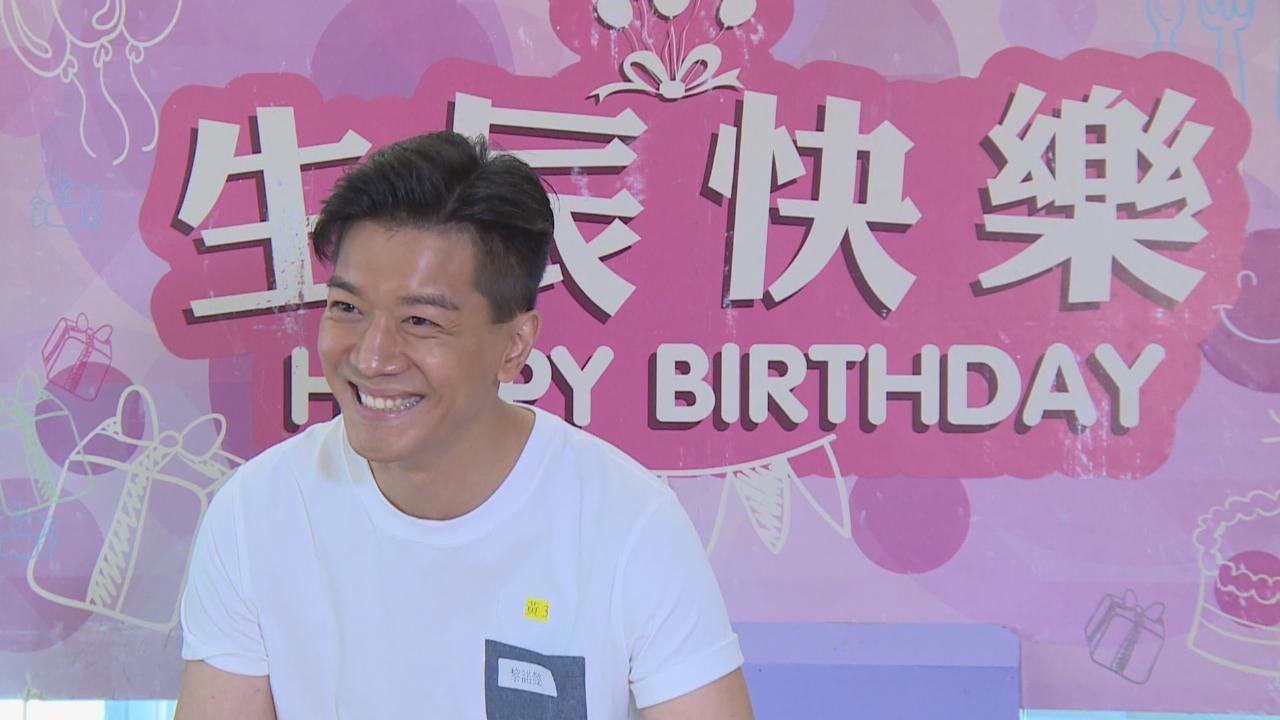 節目中大講港普成熱話 諾懿被封TVB藝員之最