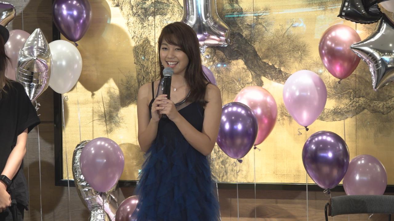 黃淑蔓舉行18歲生日派對 獲楊千嬅驚喜到賀