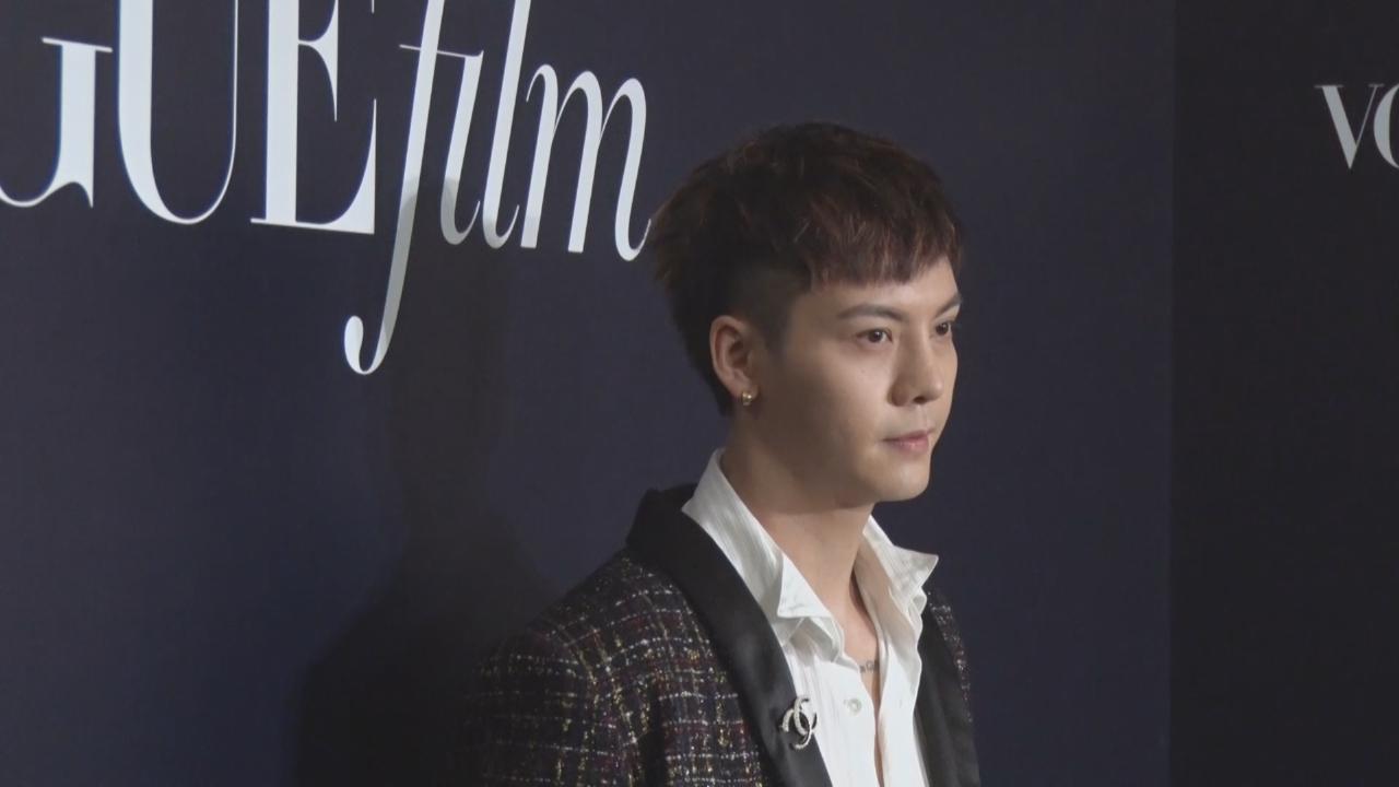 出席上海雜誌視頻活動 陳偉霆指拍攝過程似度假