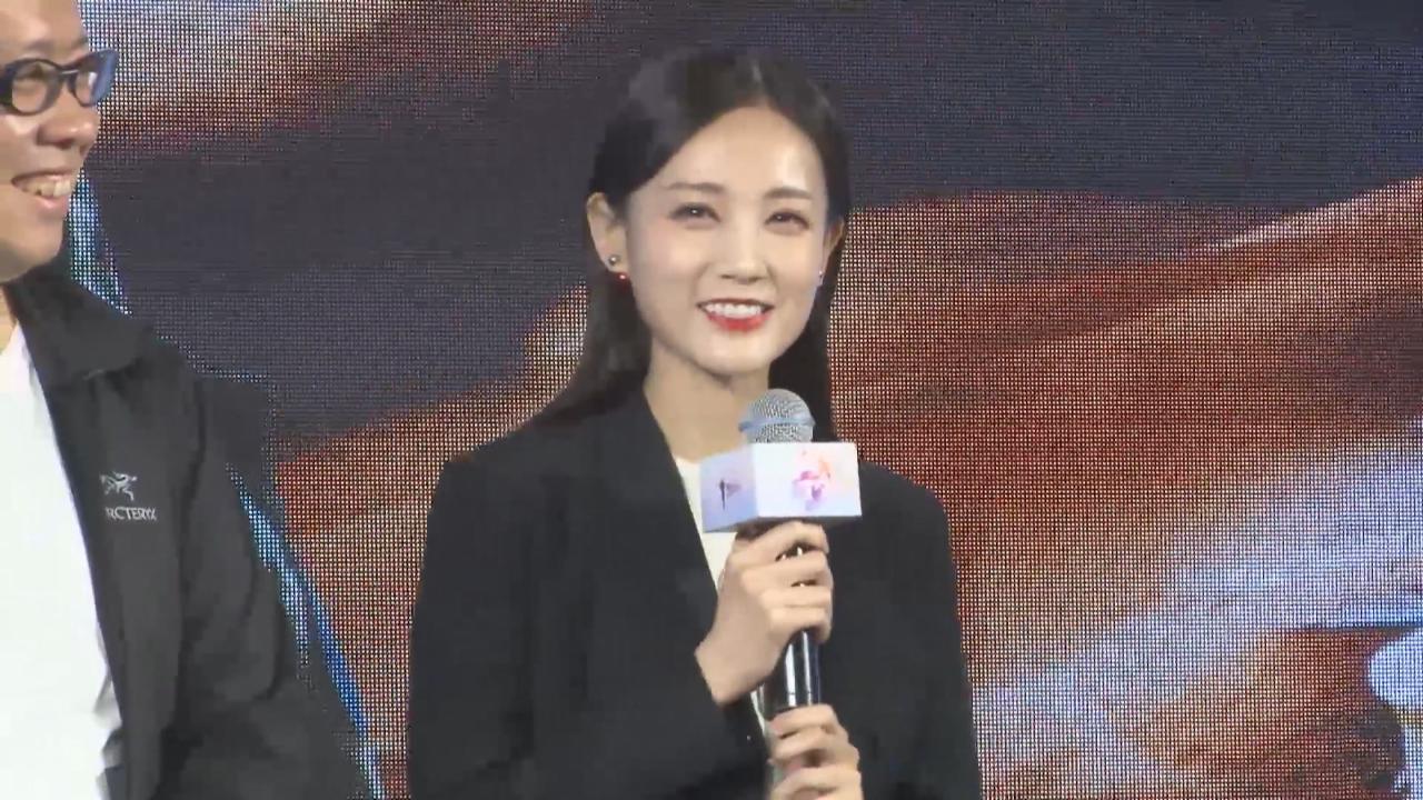 (國語)上海電視節開鑼 李一桐今年八劇齊發
