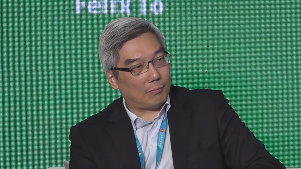 (國語)杜之克先生出席上海電視節 透露合拍劇前期溝通最重要