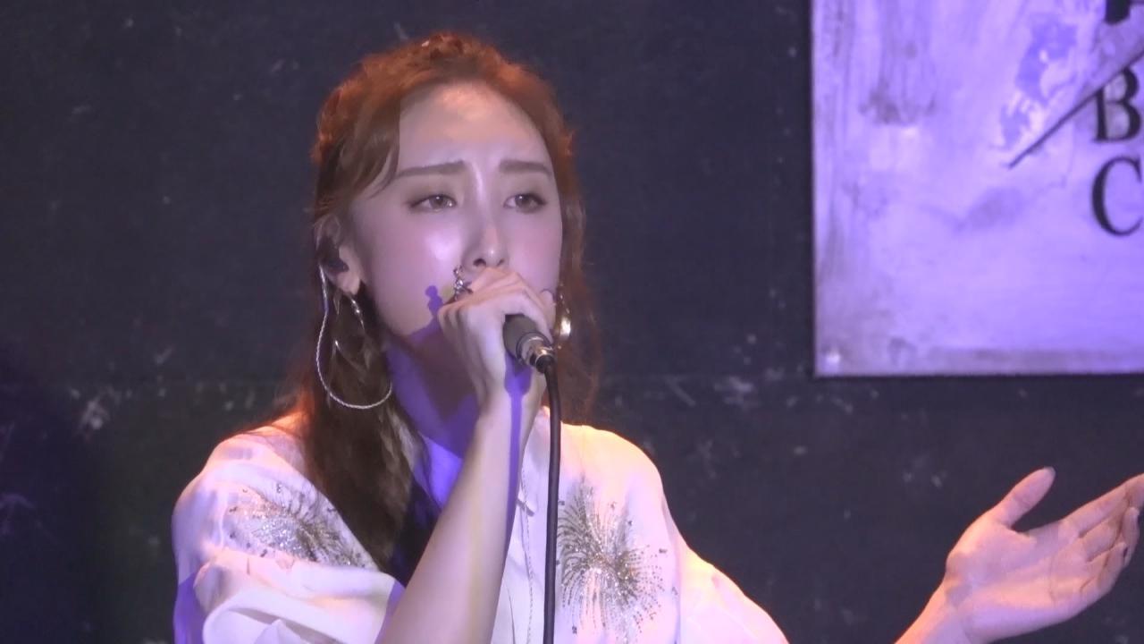 許靖韻首度台灣舉行音樂會 翻唱歌曲令粉絲如癡如醉