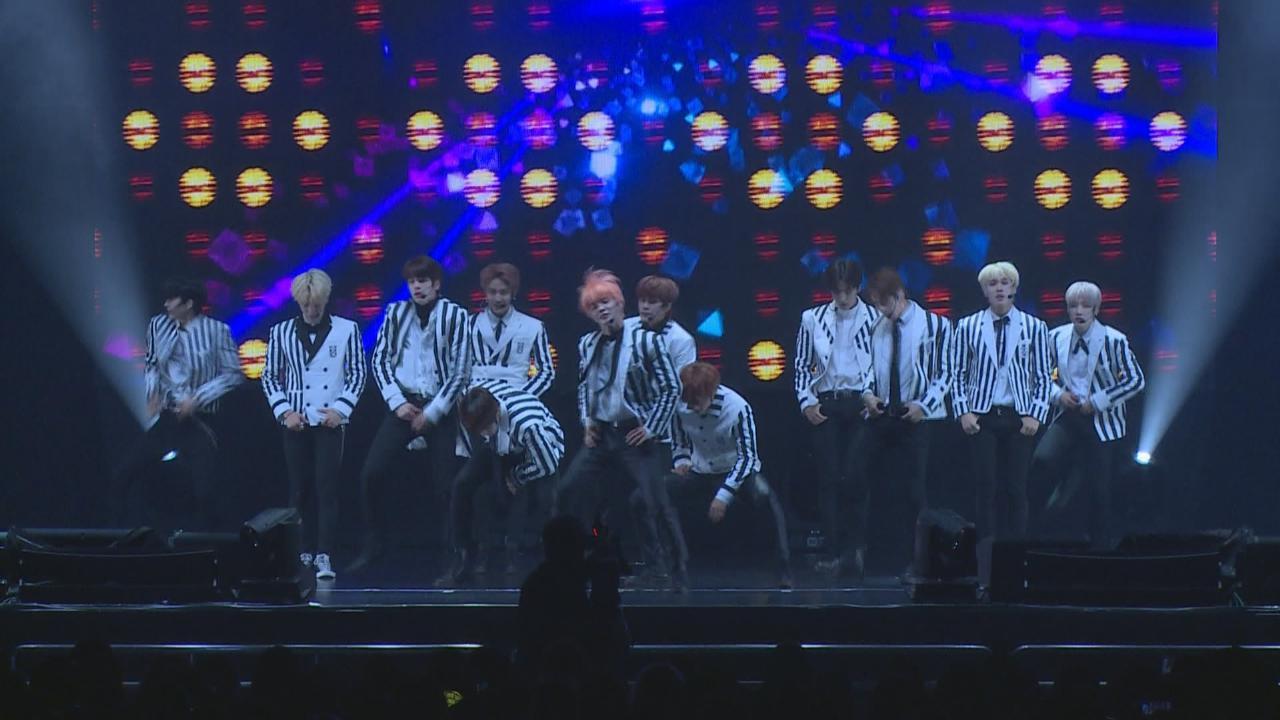(國語)THEBOYZ來港舉行亞巡見粉絲 勁歌熱舞魅力爆發
